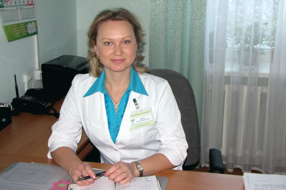 Дедук Ольга Михайловна